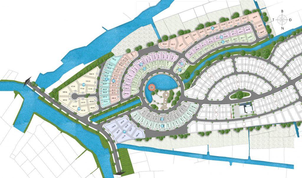Giai đoạn 3 Dự án đất nền Lucky Garden Bình Mỹ Củ Chi