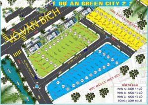 Dự án Green City 2 Võ Văn Bích Bình Mỹ Củ Chi