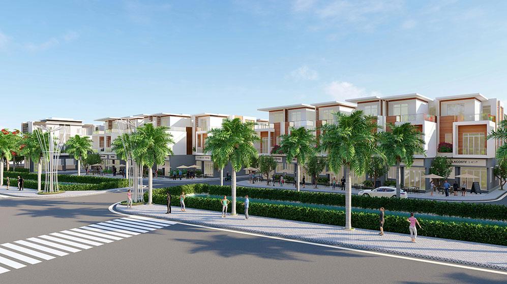 dự án the residence
