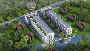 Dự án Khu dân cư Vạn Đạt Hóc Môn