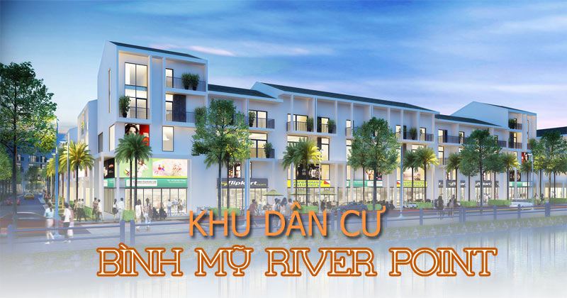 du an binh my river point
