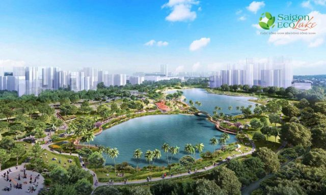 saigon eco lake